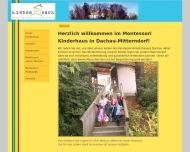 Bild Montessori Kinderhaus Montessori-Verein Dachau e.V.
