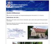Bild Webseite Integrationskindergarten Am Himmelreich Dachau