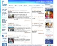 Bild Webseite Evangelischer Kindergarten Laim Innere Mission München