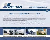 FREYTAG-KAROSSERIEBAU Home