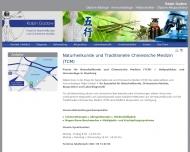Bild Webseite Heilpraktiker | Diplom-Biologe Ralph Gadow Hamburg