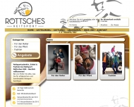 Website Reitsport Röttsches