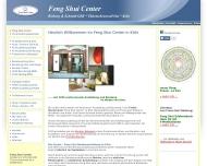 Website Feng Shui Center