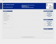 Bild Webseite Gradl Gerhard Dr. Arzt f. Allg.Med. Gelbfieberimpfstelle Nürnberg