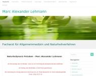 Bild Kinne Olaf , Lehmann Marc Alexander Fachärzte für Allgemeinmedizin-Naturheilverfahren