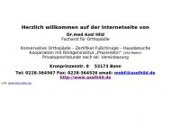 Bild Hild Axel Dr.med. Facharzt für Orthopädie , Dagmar Dr.med. Fachärztin für Allgemeinmedizin