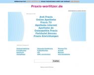 Website Worlitzer Detlef Dipl.-Med. Facharzt f�r Allgemeinmedizin