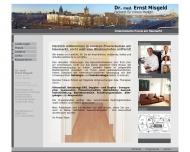 Bild Webseite Misgeld Ernst Dr. Facharzt für Innere Medizin Köln
