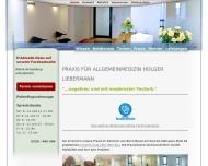 Bild Liebermann Holger Facharzt für Allgemeinmedizin
