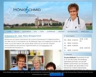 Hausarztpraxis Dr. med. Petra H?nigschmid