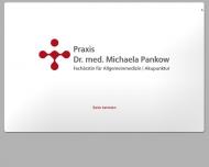 Bild Webseite Pankow Michaela Dr.med. Allgemeinmedizinerin München