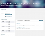 Bild Petri Jochen Dr. med. Arzt , Birgitta Dr. med. Praktische Ärztin Gemeinschaftspraxis