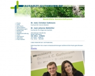 Hausarzt Dr. med. Christian Guthmann Facharzt f?r Innere Medizin Haus?rztliche Versorgung