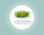 Bild Webseite Bergmann Holger Dr.med. München