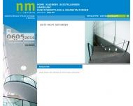 Website mobilia im neuen museum