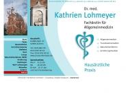 Bild Lohmeyer Kathrien Dr. Ärztin für Allgemeinmedizin