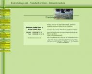 Website Kaphahn Walter Dr. Praktischer Arzt-Naturheilverfahren
