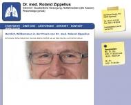 Bild Zippelius Roland Dr. med. Internist/Pneumologe