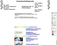 Bild Schweizer Albrecht Dr. , Schauerte Stefan Dr. Gemeinschaftspraxis Ärzte für Allgemeinmedizin