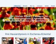 Bild Webseite Plank Stefan Dr. med. Facharzt für Allgemeinmedizin Nürnberg