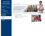 Website Koitka Reinhard Facharzt für Allgemeinmedizin Sportmedizin Arzt für Allgemeinmedizin