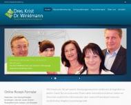 Gemeinschaftspraxis Dres. Krist Dr. Winklmann Fach?rzte f?r Allgemeinmedizin