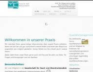 Praxis Dr. med. Michael Klamm Arzt für Allgemeinmedizin Tauchmedizin GTÜM Reisemedizinische Beratung...