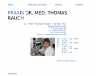 Bild Rauch Thomas Dr.med. Augenarzt