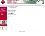 Website Morr Herbert Dr.med. , Seyffarth Torsten Dr. Chirurgie , Lippert Ralf Dr.med. Kinderchirurgie