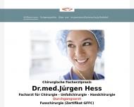 Bild Reer Joachim Dr.med. , Hess Jürgen Dr.med. Chirurgie