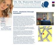 Bild Hagen Marianne Dr. Dr. Mund- Kiefer- und Gesichtschirurgie Plastische Operationen