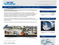 Bild Webseite TIP-TOP Dienstleistungen Dresden