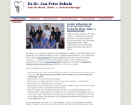 Bild Schulz Jan Peter Dr. Dr. Mund- Kiefer- und Gesichtschirurgen