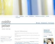 Bild Colditz Claus Dr. , Pelser Manfred Dr. Zahnärzte für Oralchirurgie