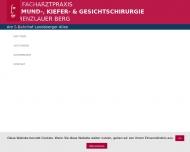 Bild Webseite Schmidt-Sellin Thomas Dr. med. Mund- Kiefer- und Gesichtschirurgie Berlin