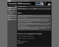 Bild Paulus Gerhard W. Prof.Dr.Dr. Praxis Mund-Kiefer-Gesichtschirurgie Plastische Operationen