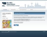 Bild Busch Jörg Dr.med. Facharzt für Innere Medizin - Kardiologie