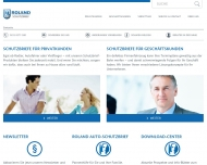 Bild Roland Rechtsschutz-Versicherungs-AG , Schutzbrief-Zentrale Köln