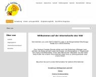 Bild Webseite  Bad Essen