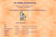 Bild Schlossmacher Brigitte Dr.med. Ärztin für Kinderkrankheiten