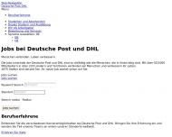 Bild Deutsche Post DHL Group