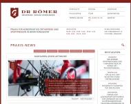 Bild Römer Jürgen Dr.med. Dipl.-Sportlehrer Orthopädie