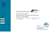Bild Webseite Dr. med. Jürgen Herrmann Nürnberg