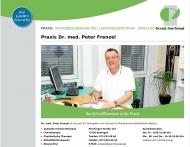 Bild Frenzel Peter Dr. med. Facharzt für Orthopädie