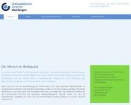 Bild Webseite  Leonberg