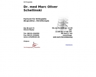 Bild Orthopäde Mainz - Facharzt für Orthopädie, Akupunktur ...