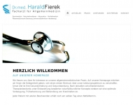 Bild Fierek Harald Dr. med. Facharzt für Allgemeinmedizin