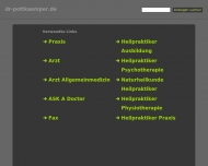 dr-pottkaemper.de - Informationen zum Thema dr-pottkaemper.