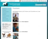 Website Dr. med. vet. Maria Steigmann