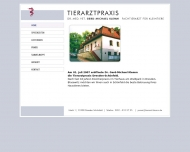 Website Klemm Gerd-Michael Dr.med.vet. Fachtierarzt